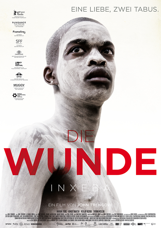 INXEBA - The Wound