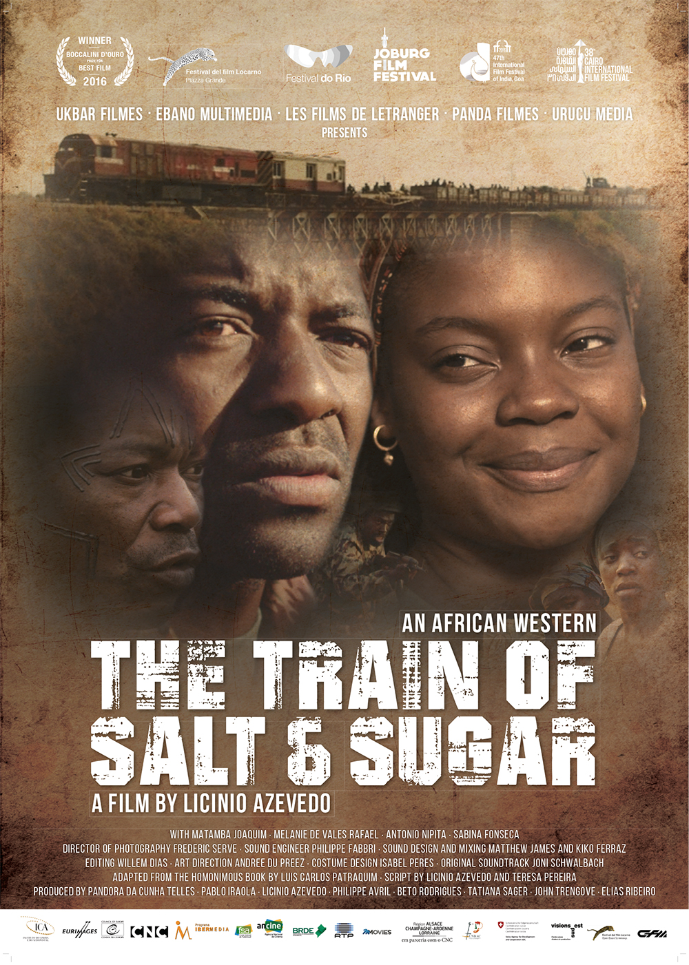 COMBOIO DE SAL E AÇÚCAR – The Train of Salt and Sugar