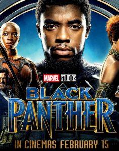 Black Panter poster