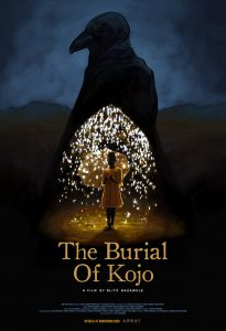The buriel of kojo poster 1