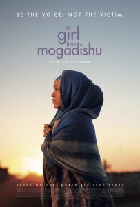 a girl from mogadishu poster a