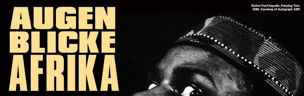 Afrikanisches Filmfestival Hamburg 2021